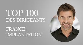 Top 100 des Dirigeants France Implantation