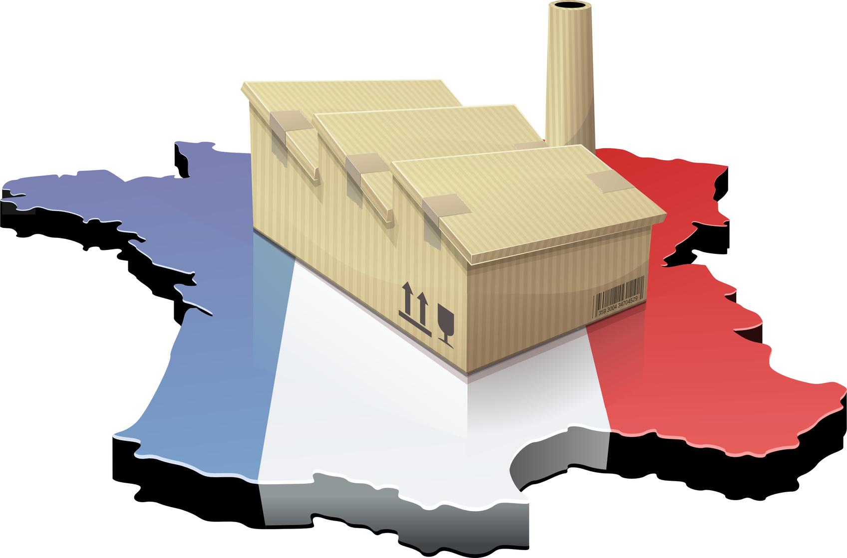 Implantation industrielle la r alit des chiffres france implantation ent - Usine imerys en france ...