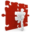 depositphotos_2423961-3d-man-pushing-a-puzzle-pieces-into-its