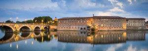 Toulouse - Pont Neuf et Htel-Dieu